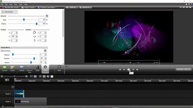 Cách làm video có chữ chạy theo lời bài hát