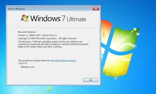 Cách nâng cấp Win 7 32bit lên Win 7 64bit