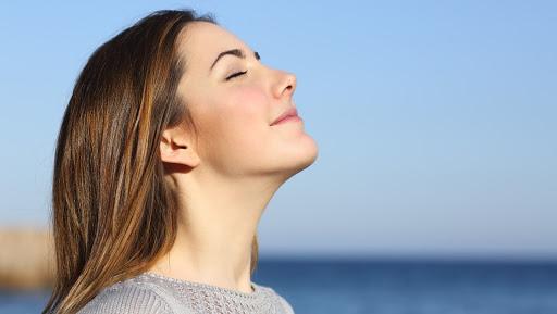 giải thích vì sao khi thở sâu và giảm số nhịp thở trong mỗi phút sẽ làm tăng hiệu quả hô hấp