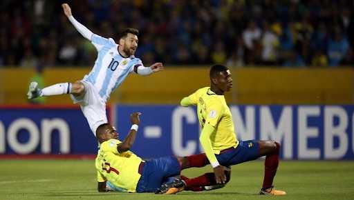 Kết quả vòng loại World Cup khu vực Nam Mỹ