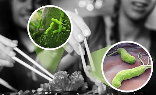 vì sao thức ăn chứa nhiều nước rất dễ bị nhiễm vi khuẩn