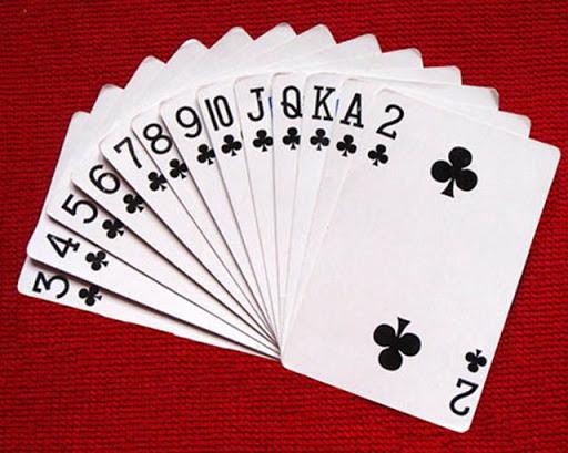 Các lá bài trong chơi tấn