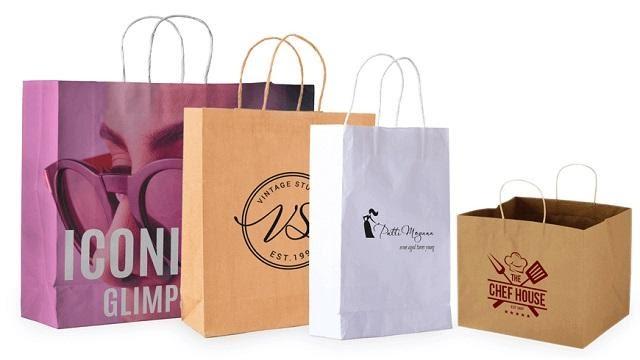 Túi giấy giúp thúc đẩy hiệu quả kinh doanh